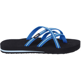 Teva Olowahu Sandals Women blue